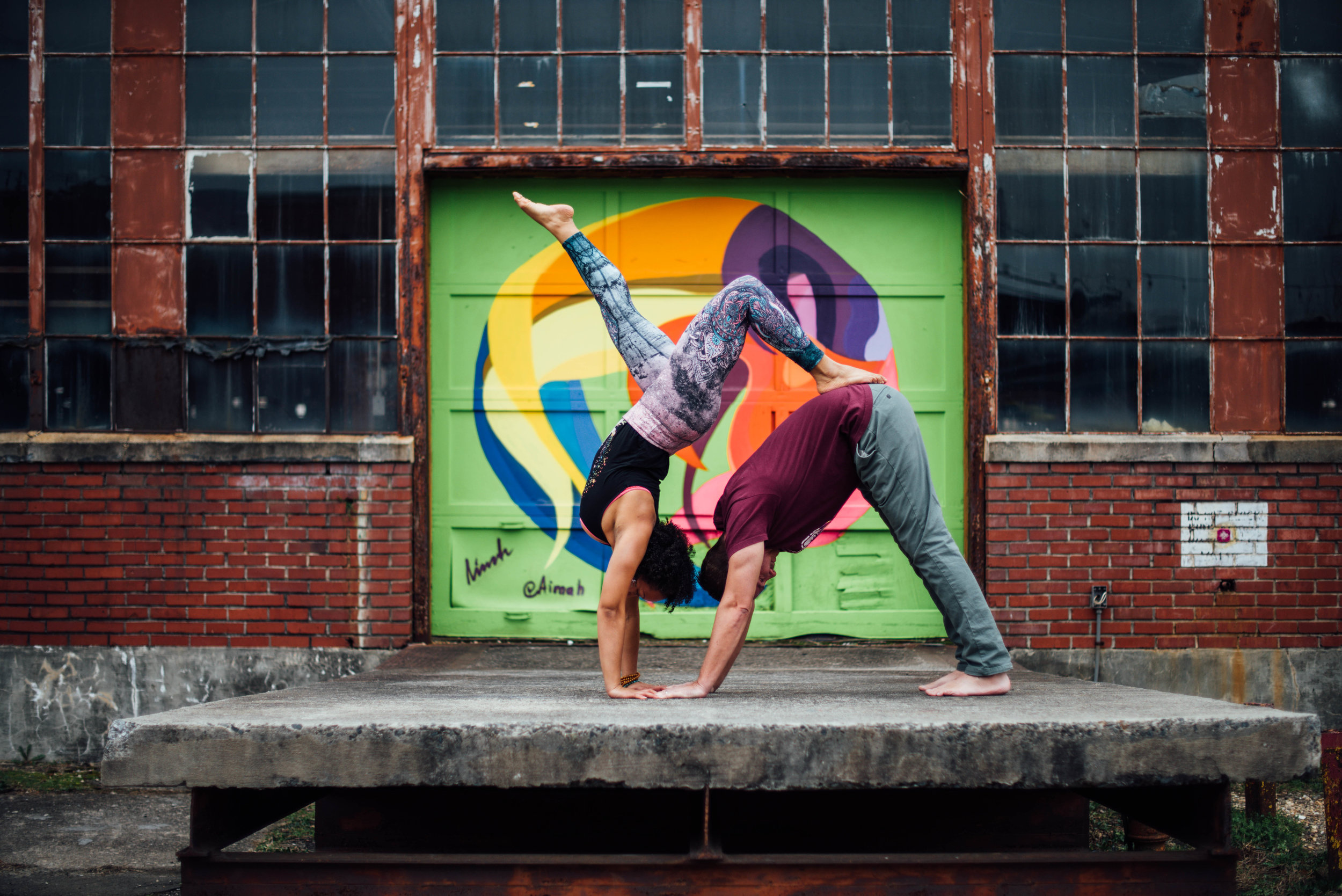 Charlotte-NC-Partner-Yoga-Downward-Dog.jpg