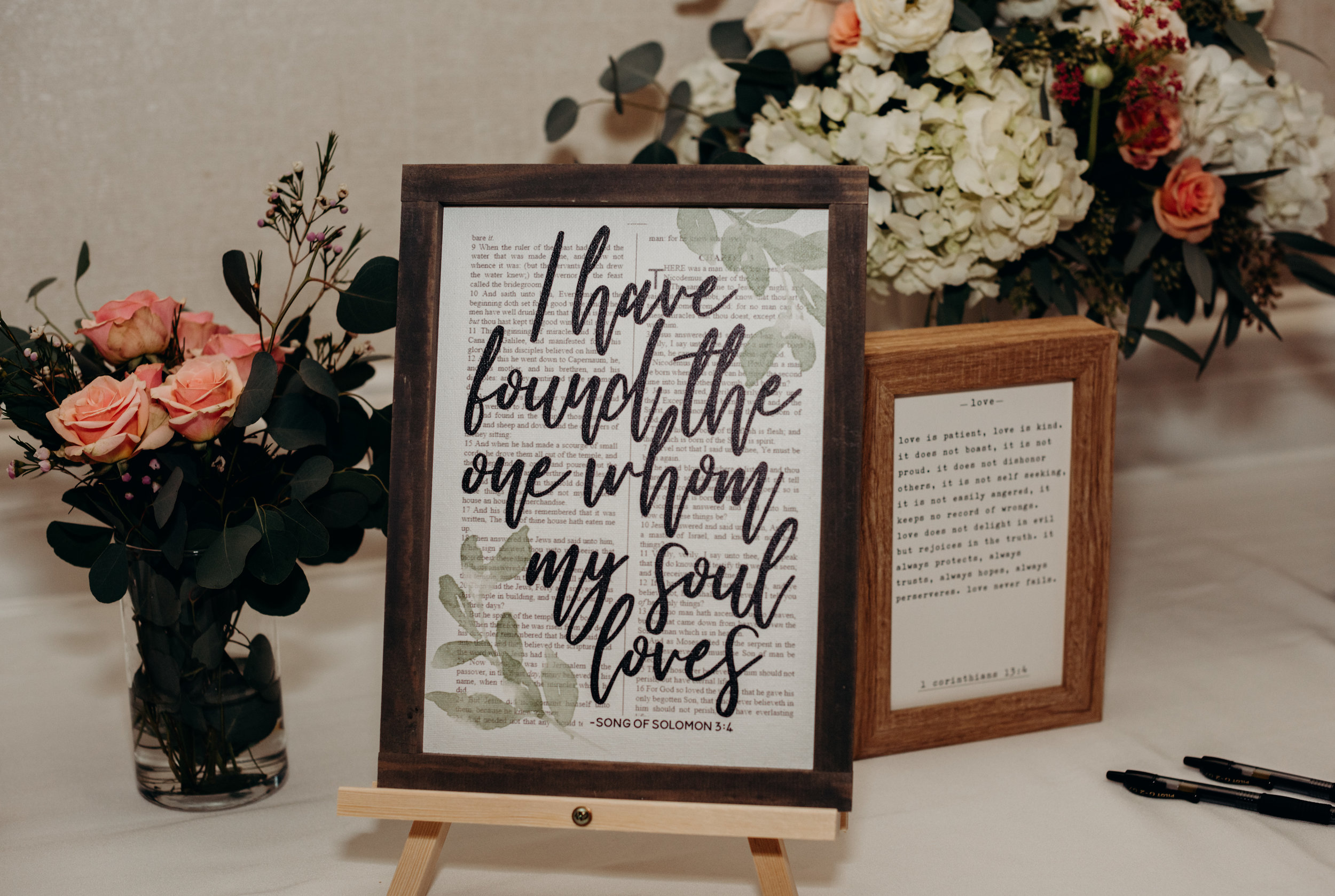 Song of Solomon Wedding Bible Verse Christian Reception