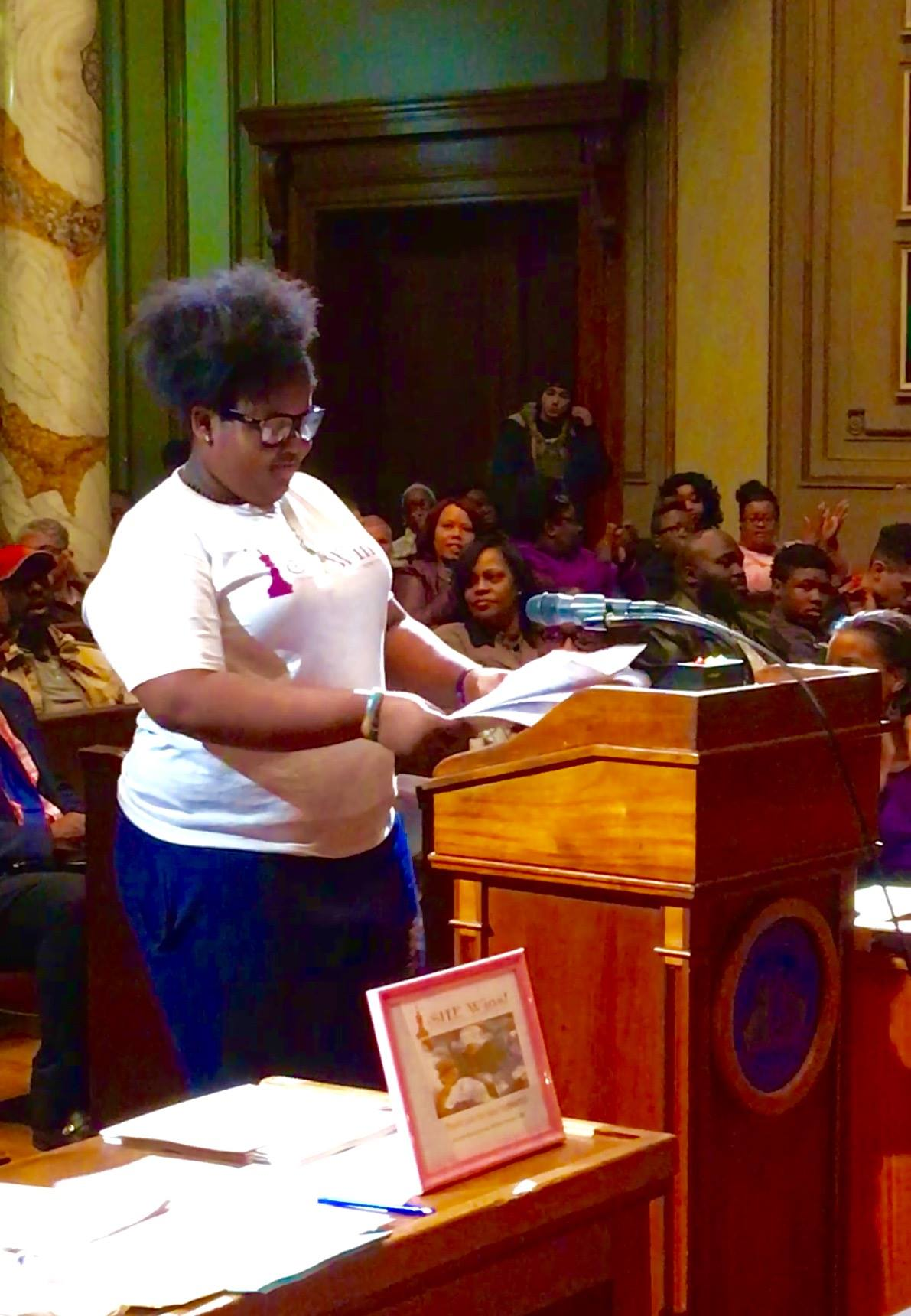 SHE Wins girls city hall.jpg