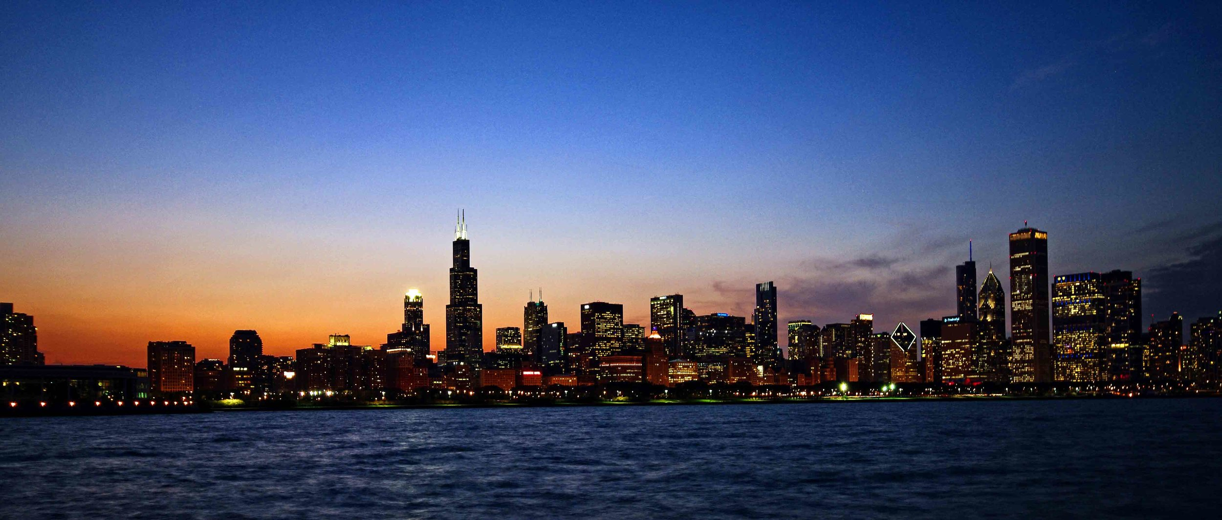 3rd place - Chicago Skyline - John Crowley