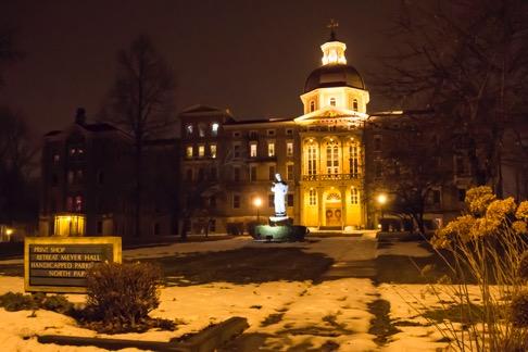 Henni Hall St. Francis Seminary - Diana Duffey
