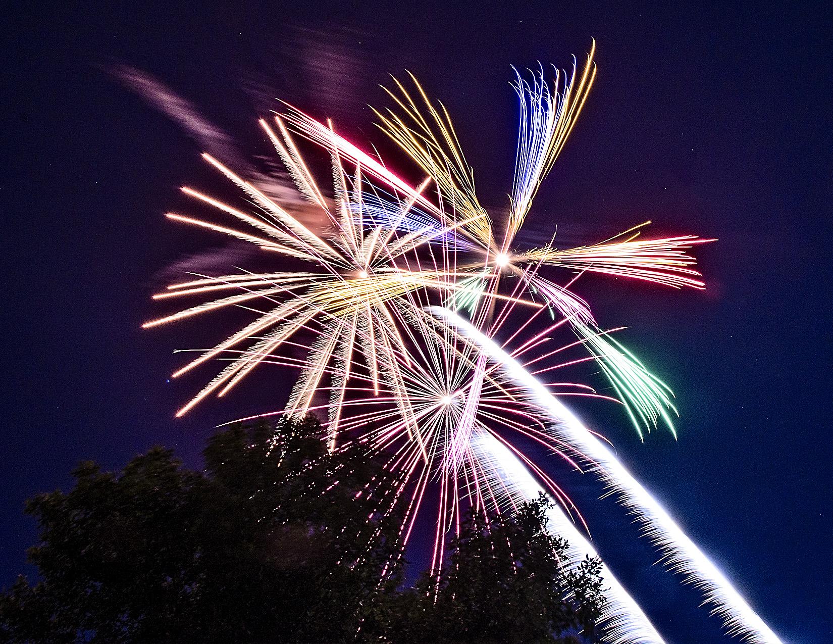 Cudahy Fireworks - Gary Peel