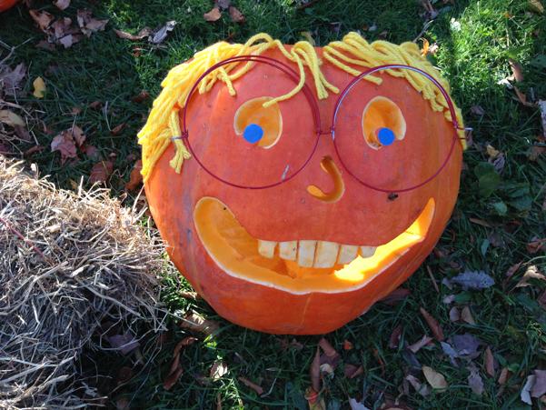 Halloween Spectacle - Charlie Trimburger