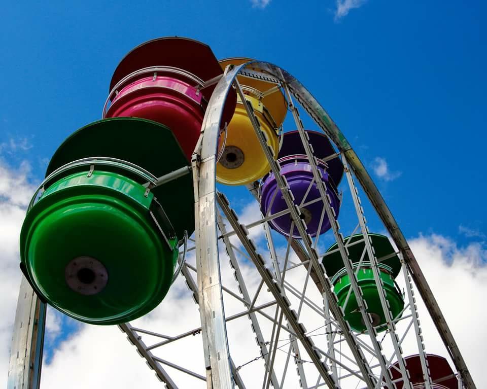 Ferris Wheel - Marci Konopa
