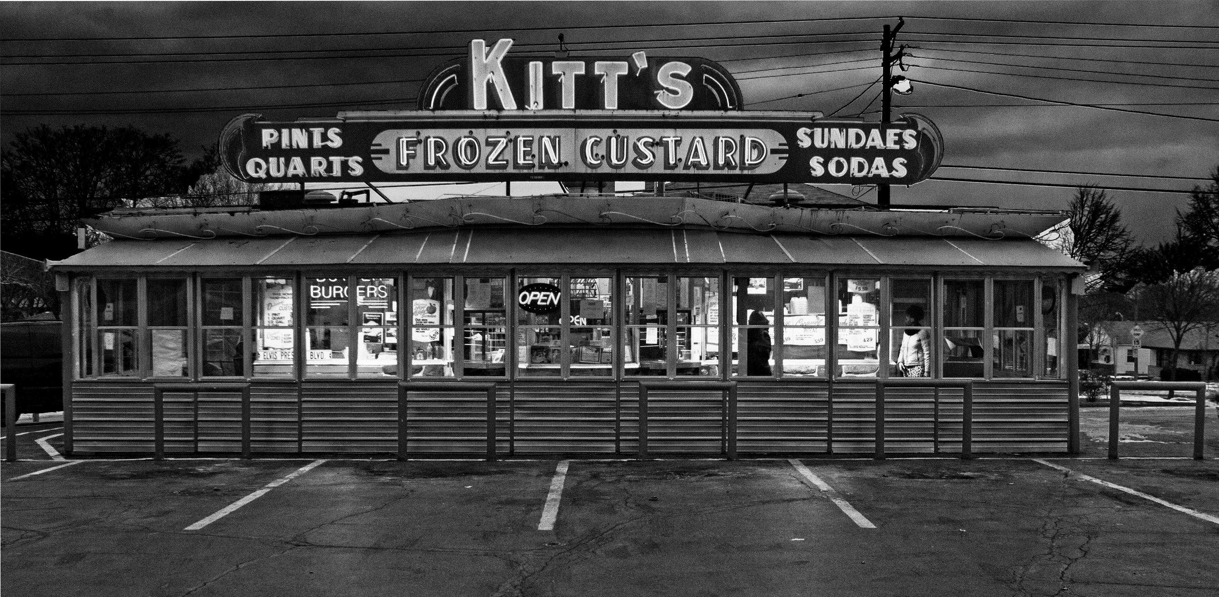 Kitt's Custard