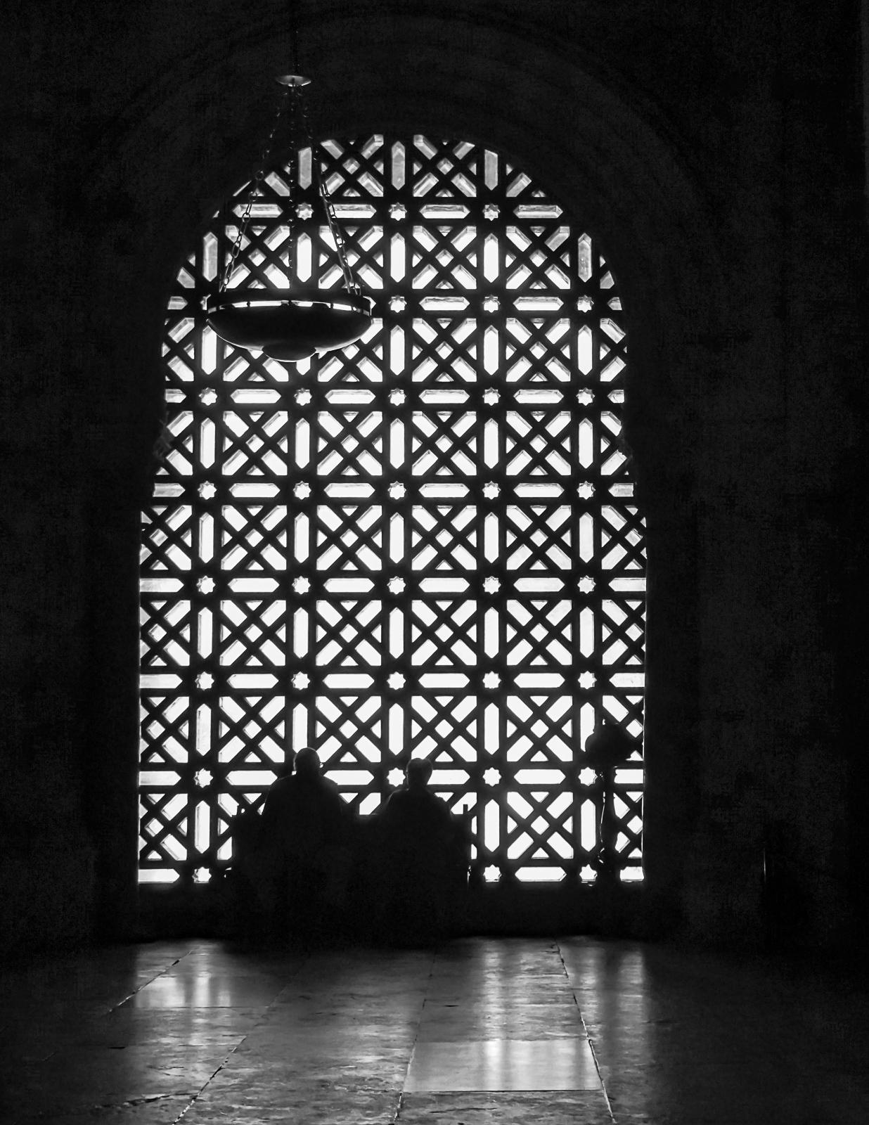 Mezquita Window