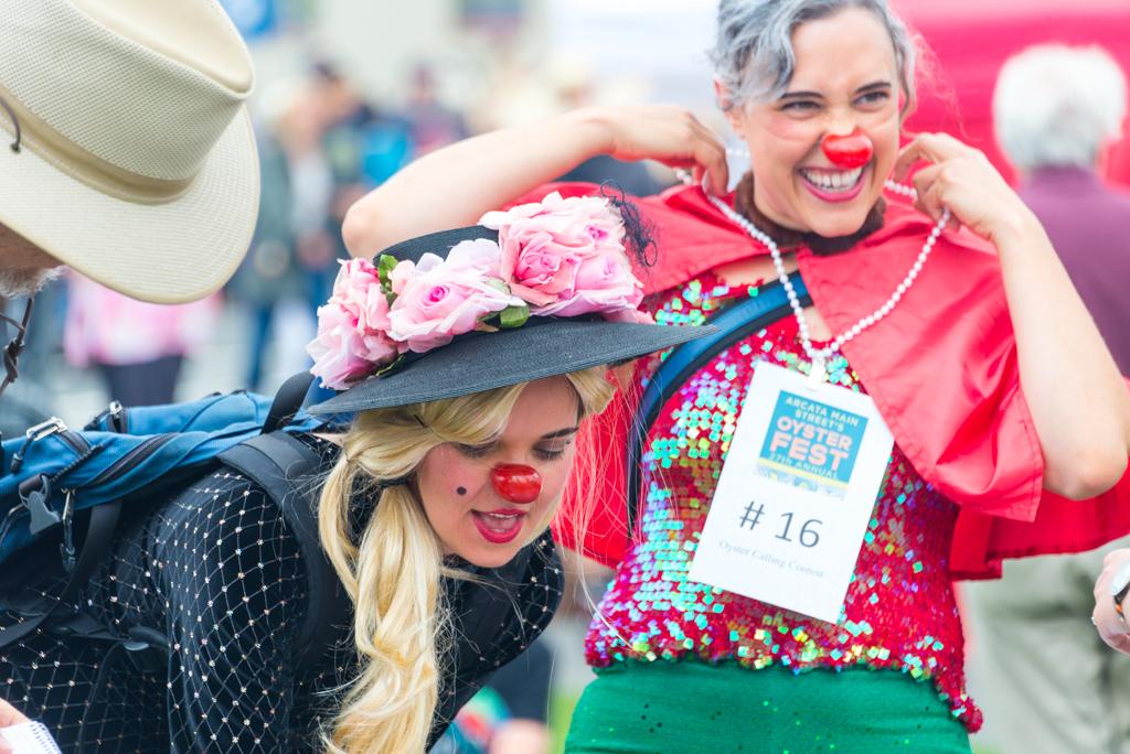 Oyster Festival - Phyllis Bankier