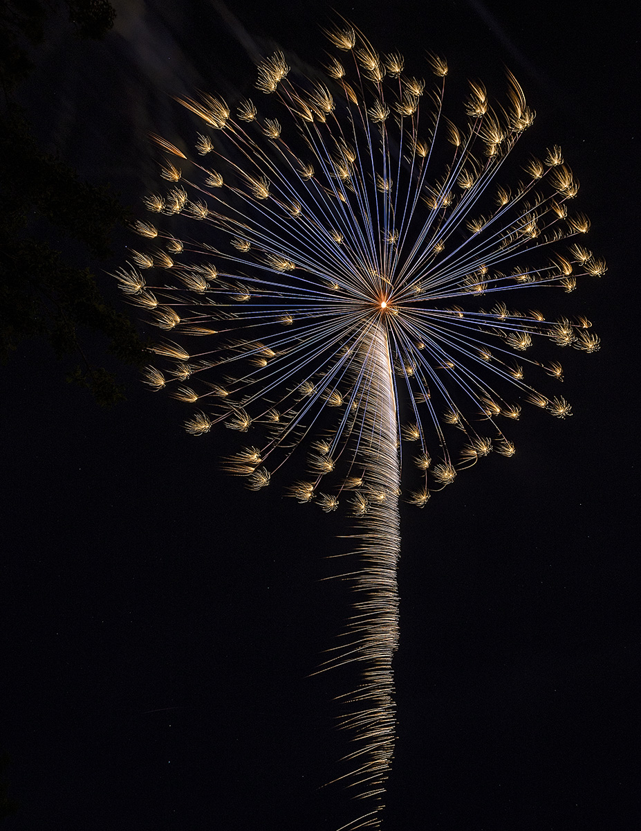 3rd place - Cudahy Fireworks  Gary Peel