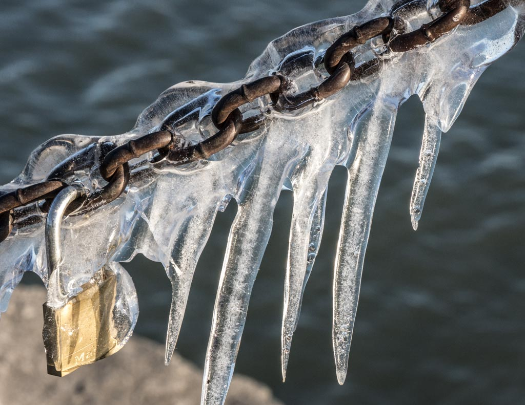 !st place - Ice Lock - Ted Tousman