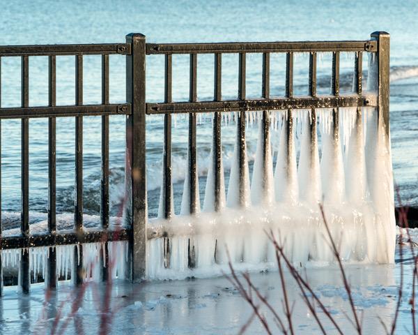 Icy Day - Diana Duffey