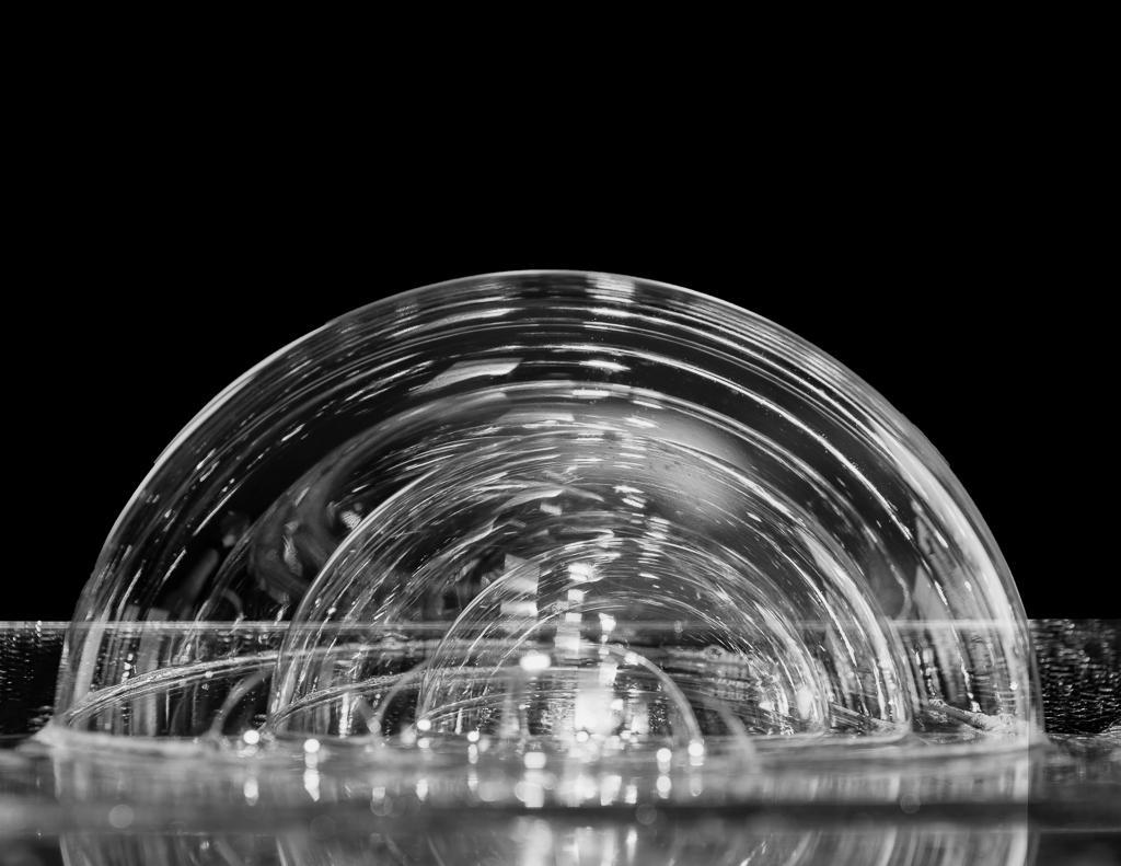 Still Life 3rd place - Bubbles - Diane Rychlinski