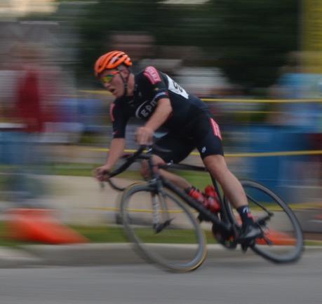 Port Bike Race - David Woodard