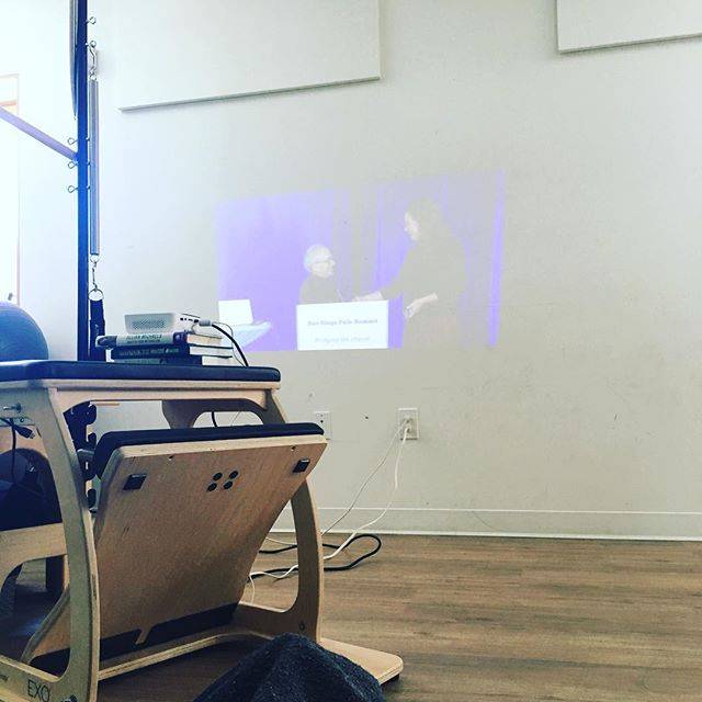 Attending the San Diego Pain summit virtually this weekend! So excited to learn more....