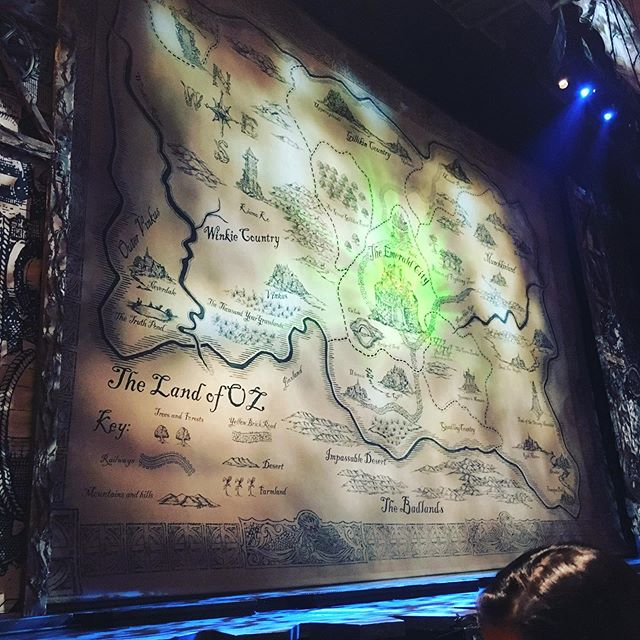 Congratulations to my amazing @oboesoto for completing such a successful run of @wicked_musical in Denver. @erinmackeynash @mariandtorres you were wonderful together ❤️👊🏽✌🏽. #theelliecaulkinsoperahouse #denver #musicaltheater #wicked #oboe #englishhorn #dcpa