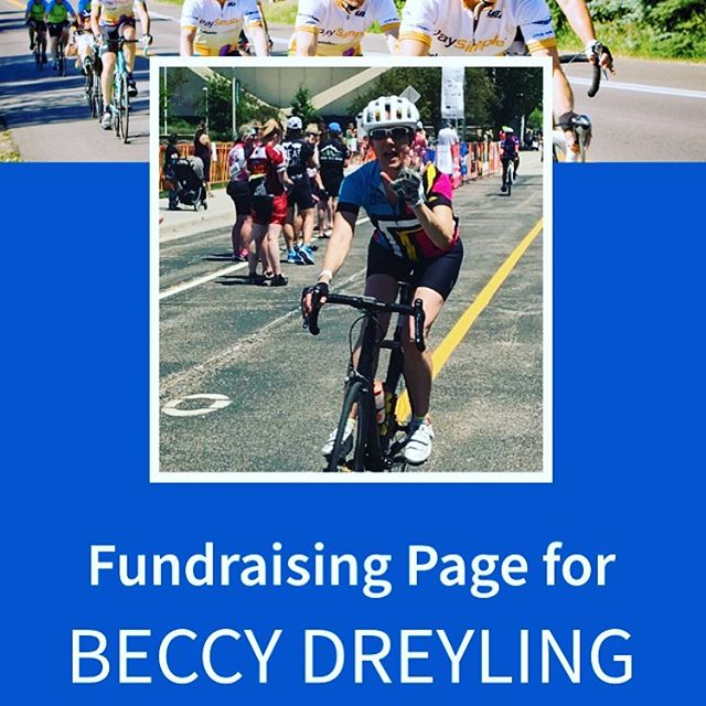 Chances are you know someone with MS so this is for a great cause: my dear friend @bdreyling has just a few days left to raise funds for Bike MS! Her goal is $1000 and she's so close! Check out the link in my bio to go to her personal page and donate! ❤️✌🏽🙏🏾. #bikems #ms #pilates #movementismedicine #biketherockies #colorado