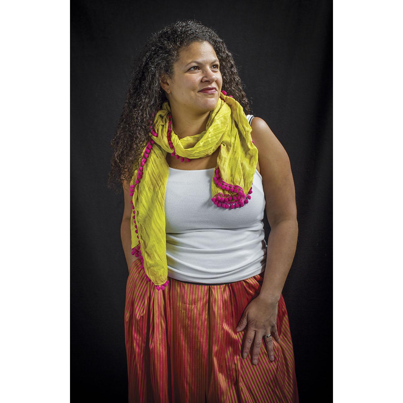 Jennifer Mancuso, Massachusetts Portrait by Lori Pedrick