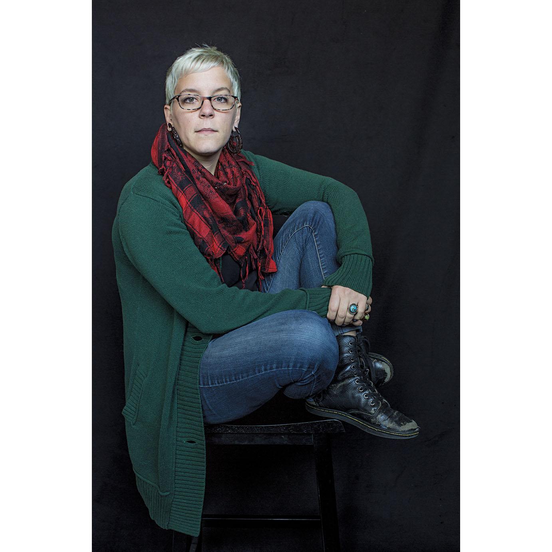 Richella Simard, New Hampshire Portrait by Lori Pedrick