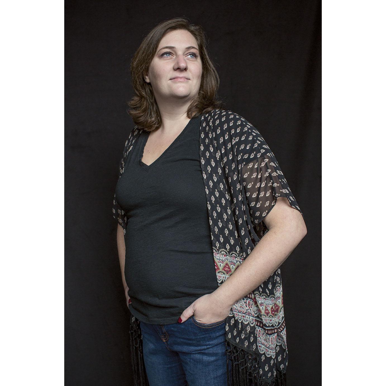 Amy O'Brien, New Hampshire  Portrait by Lori Pedrick