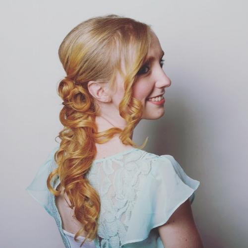 Formal Hair  Photo Credit: D & J Studios