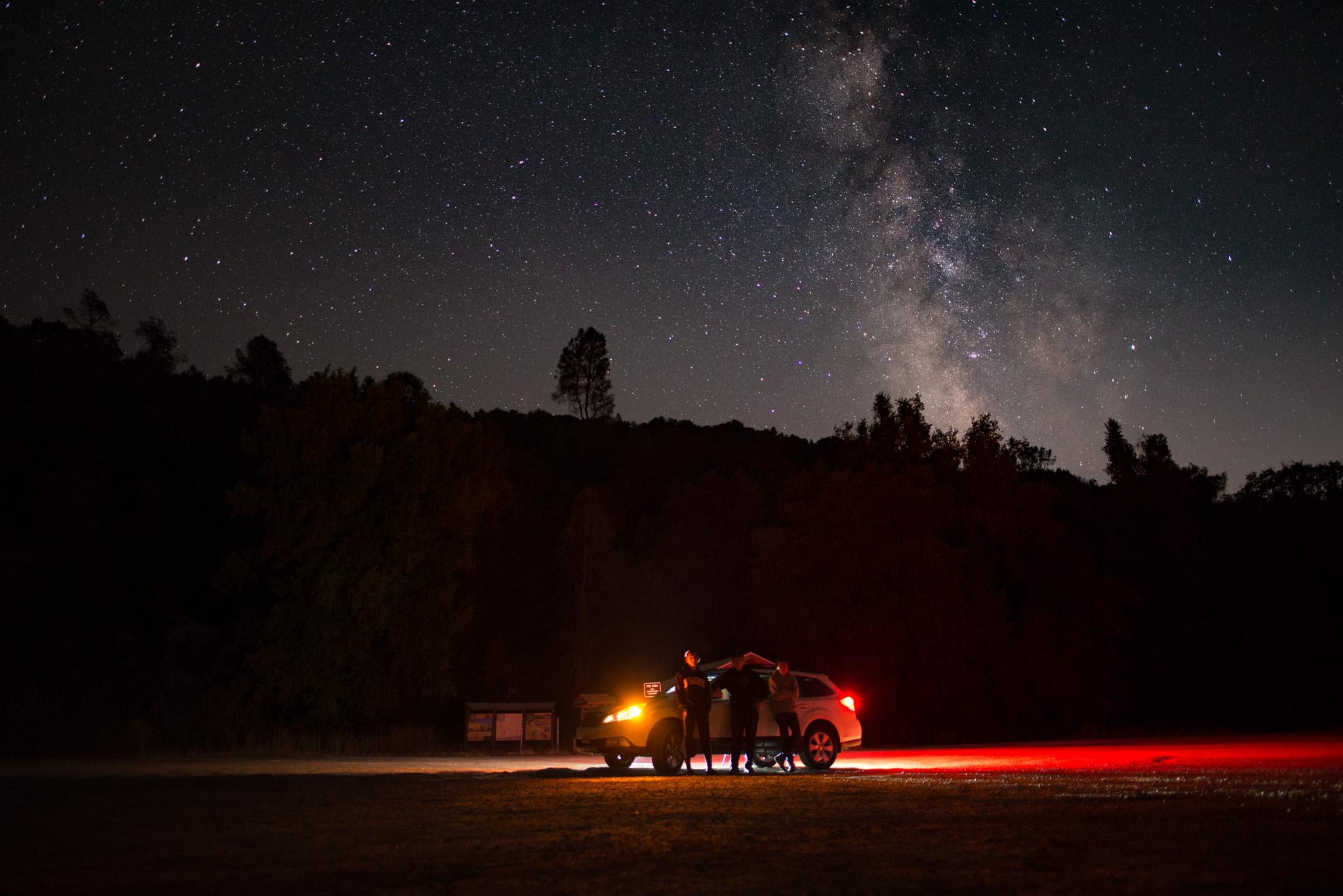 The Milky Way Crew