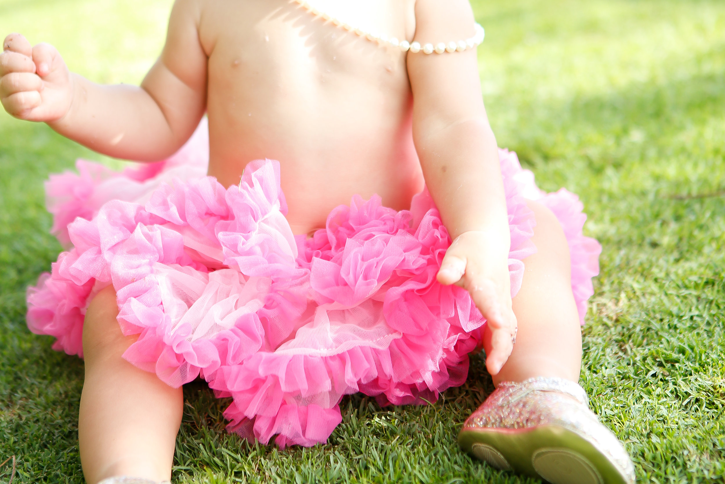 Fun frilly outfits are always fun for photo shoots, nice bright colors
