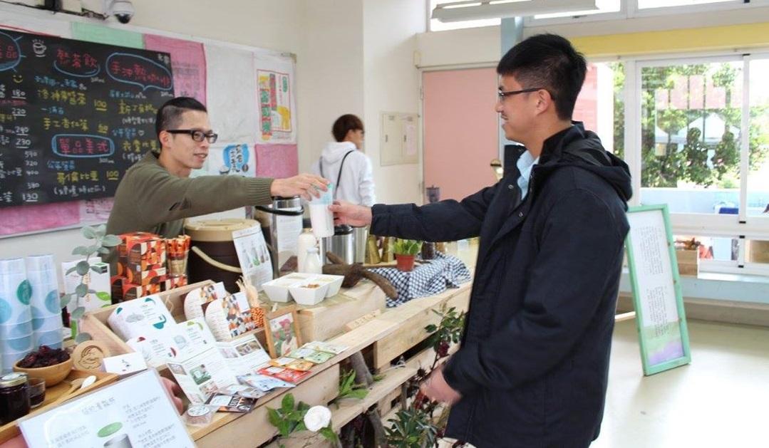 臺灣地球日Earth Day Taiwan/一場園遊會節省近1000個垃圾!不會麻煩的餐具租借