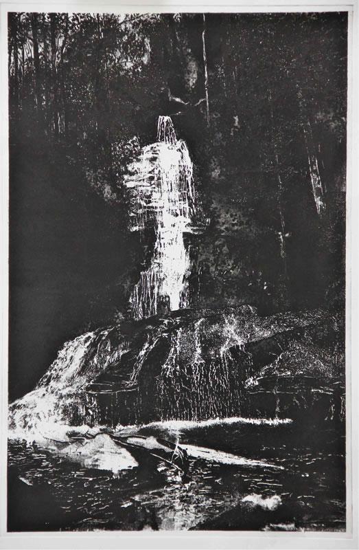 Empress Falls, Blue Mountains #1 (large format)