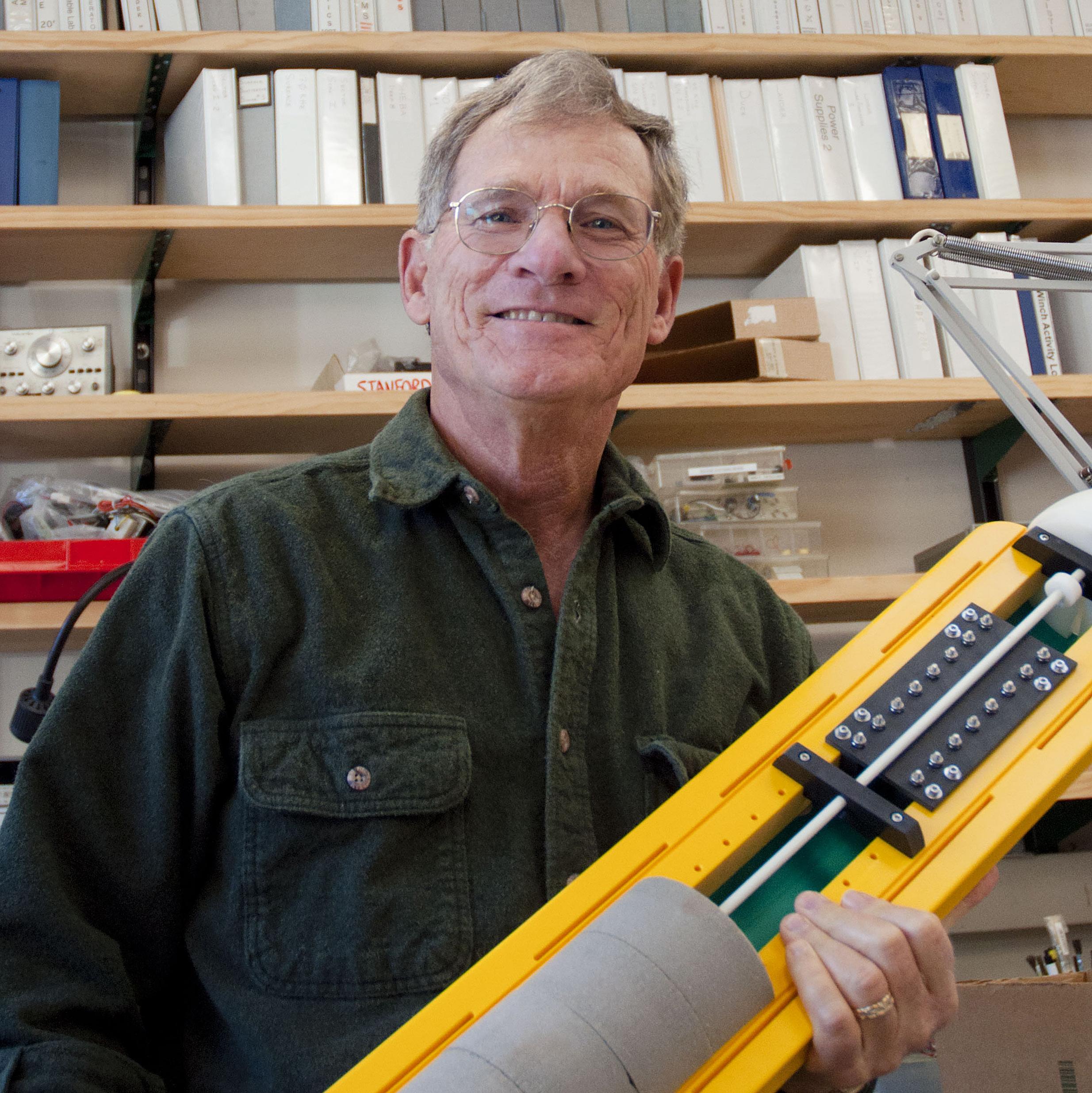 Professor Emeritus Robert Pinkel