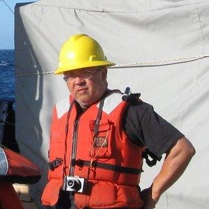 Tony Aja, Senior Electronics Technician