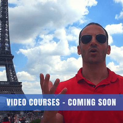 Drew Schwartz Video Courses Coming Soon.