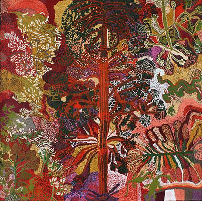 kunmanara Burton in collaboration with Kunmanara (Barney) WAngin