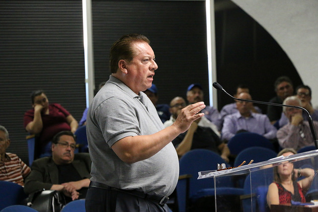 Several trash hauling companies made their final pitches to the Norwalk City Council before members voted to restart the process.   Photo | city of Norwalk