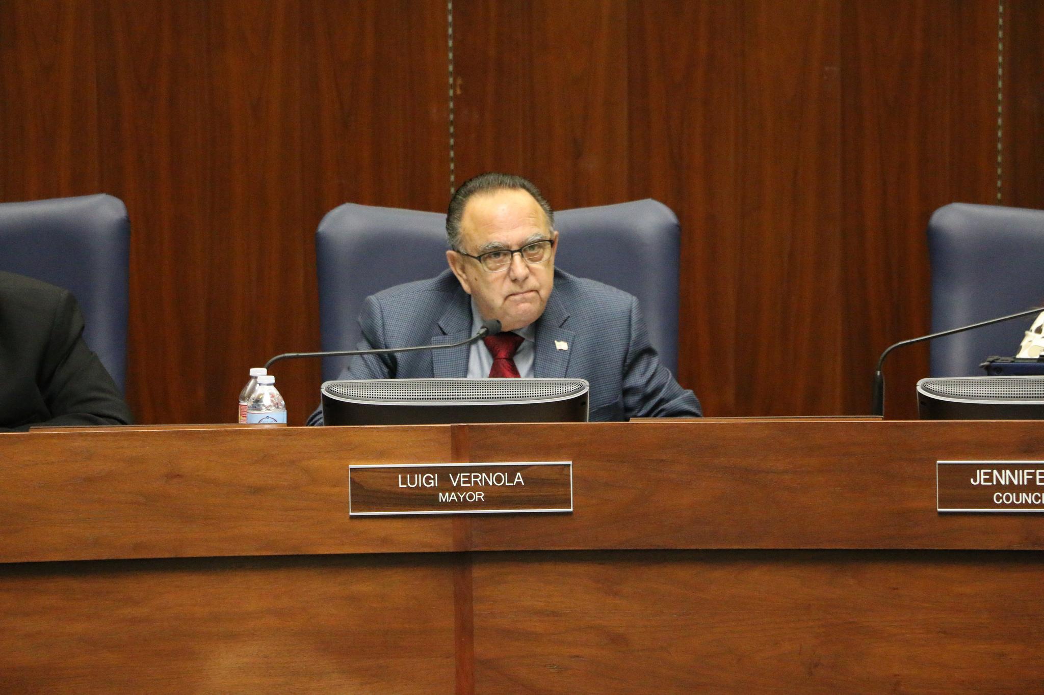 Norwalk mayor Luigi Vernola. City of Norwalk photo