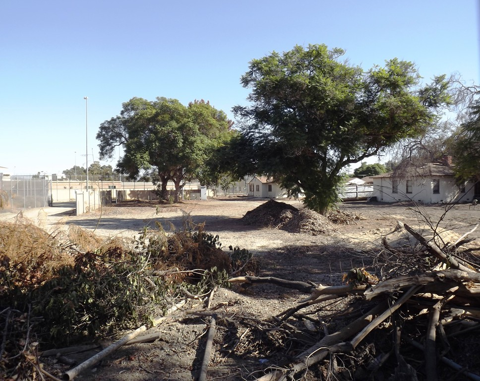 The former California Youth Authority campus where county and state officials proposed opening a homeless shelter. Photo by Raul Samaniego