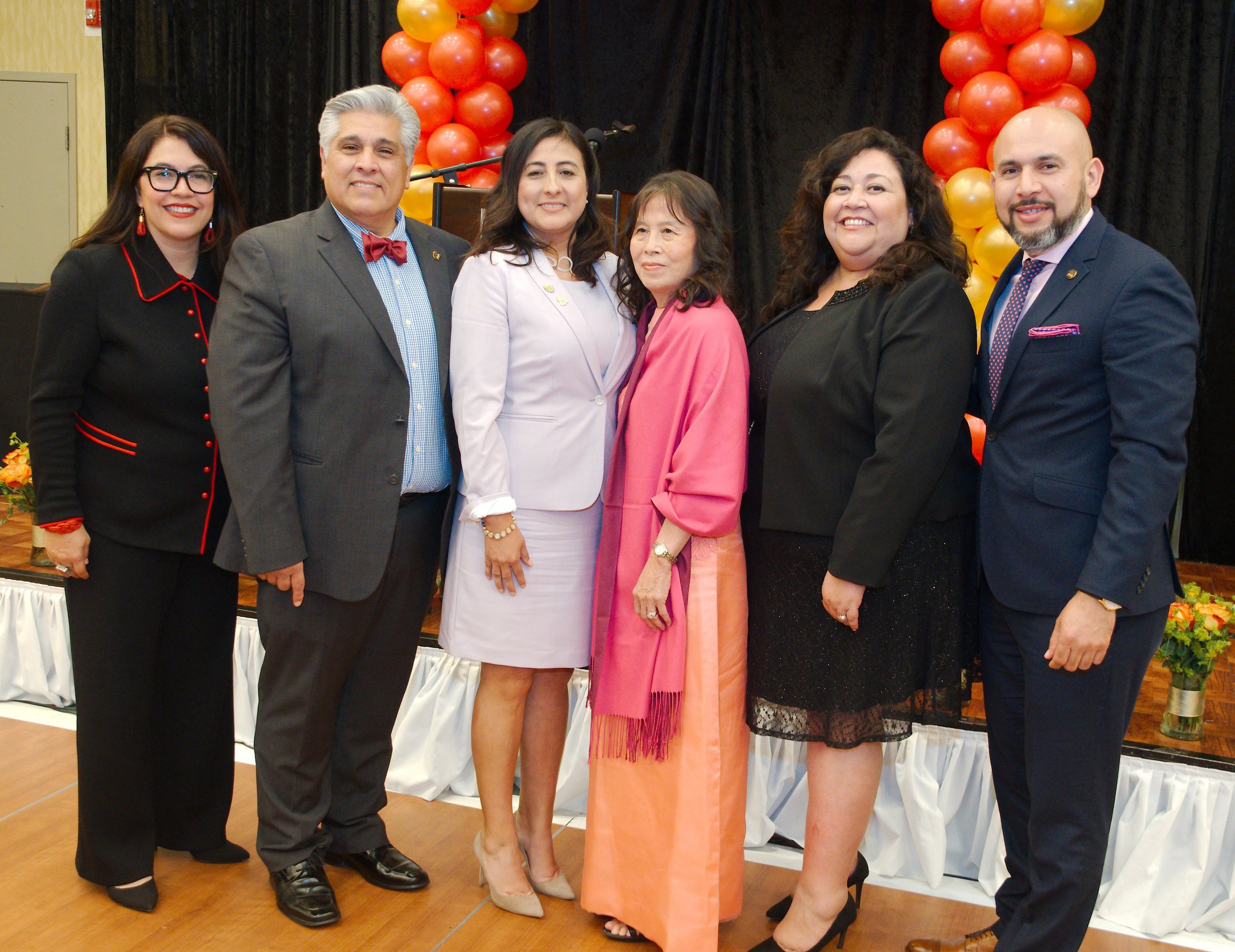 Rio Hondo College Superintendent/President Teresa Dreyfuss was lauded by a broad spectrum of the college and surrounding communities at a retirement celebration on May 9.