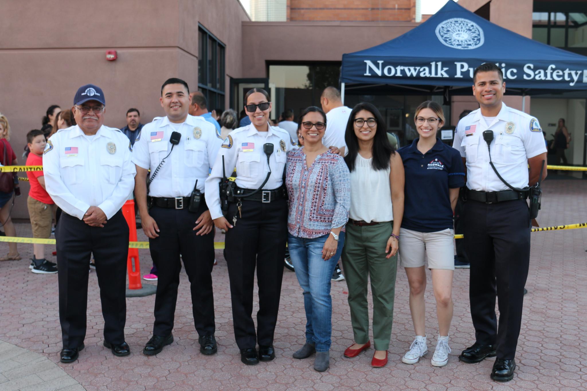Photo courtesy city of Norwalk