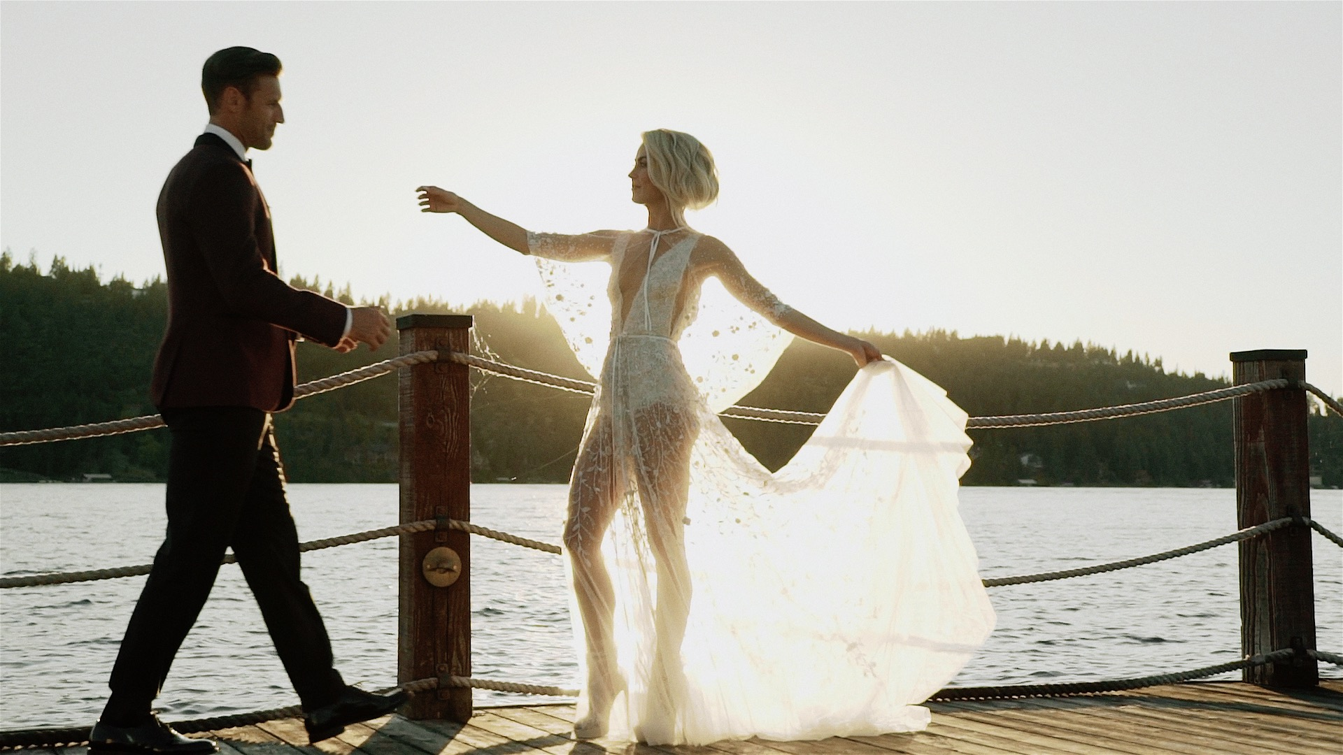 The Wedding of Julianne Hough and Brooks Laich