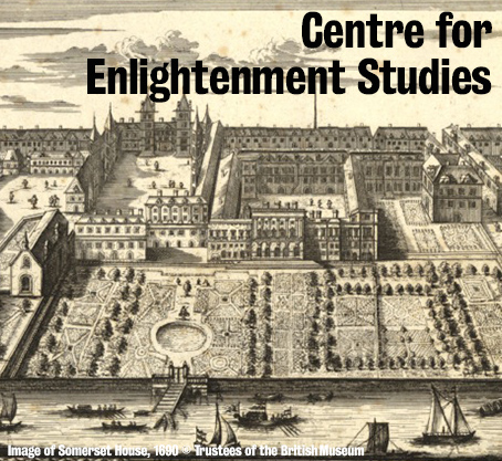 Centre for Enlightenment Studies at King's: Click image to link to webpage