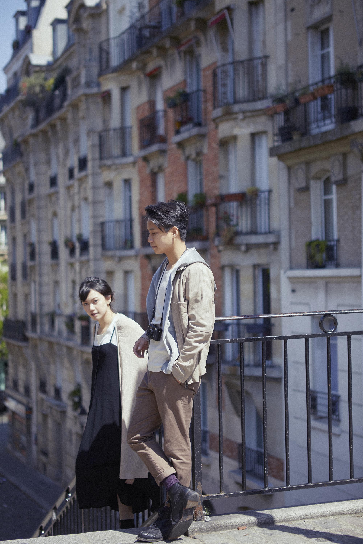 Petite Paris - A little love . A little kiss.