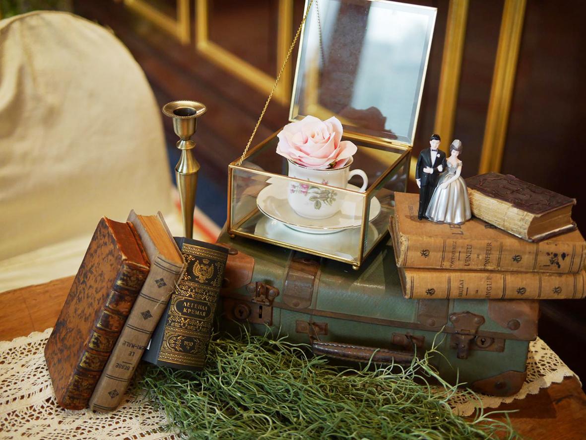 Wedding Decoration: Reception by @Parc Antique & Lifestyle