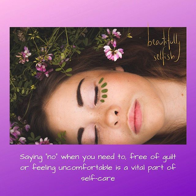 Self-care = self-love ... 📷@sarahcomeau