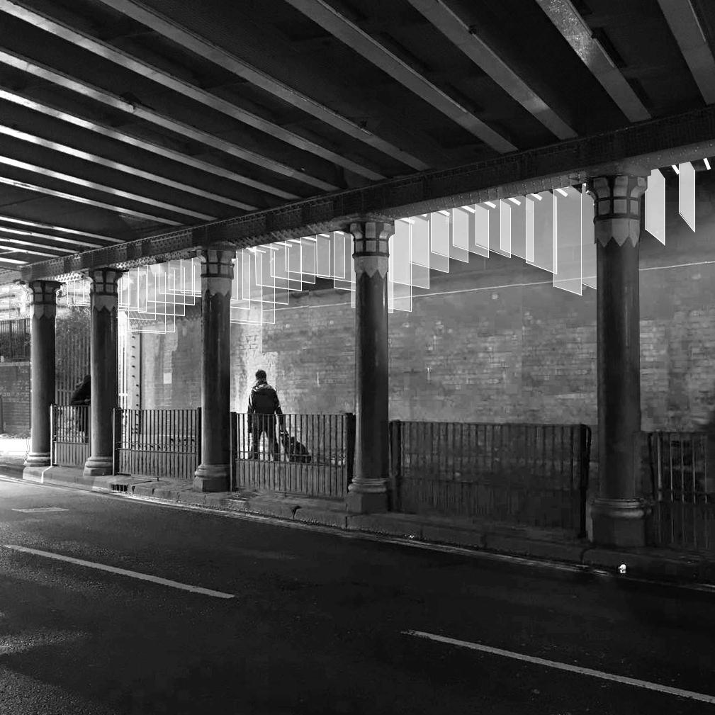 MOCT STUDIO_Portland bridge_Light Arch_view cross raod_bw_square.jpg