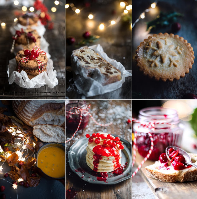 Photographs taken on my Food Portraits one day course at Aspire Photography Training.