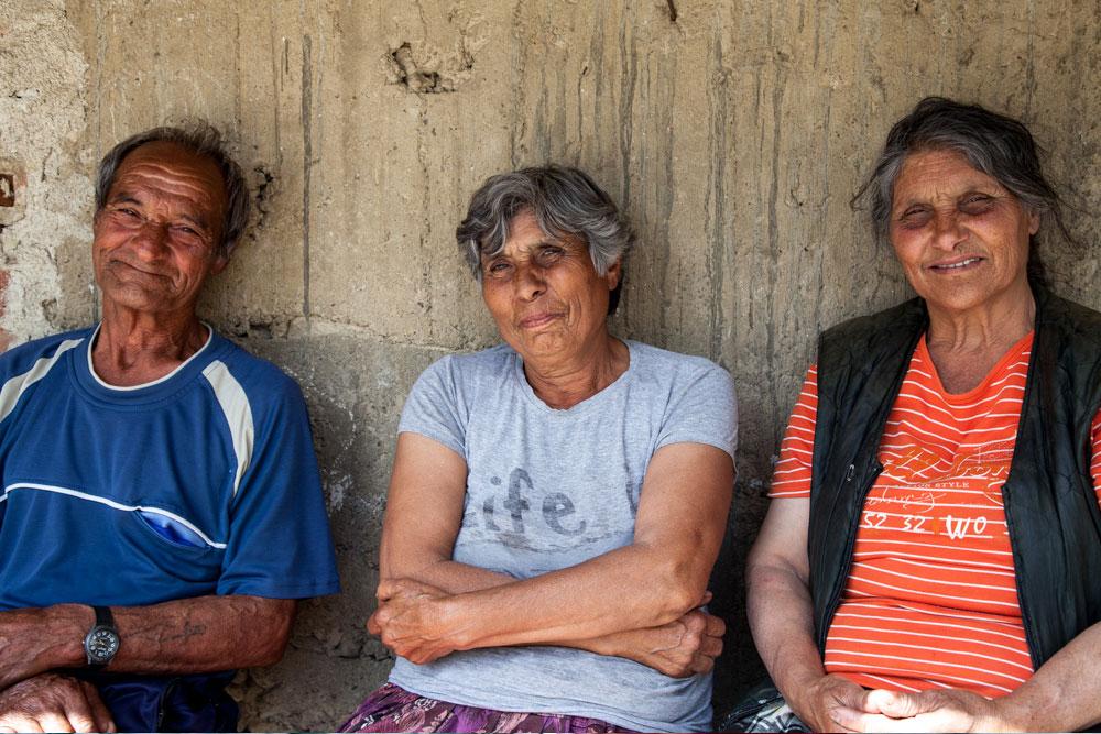 Gypsies, Kotel, Bulgaria