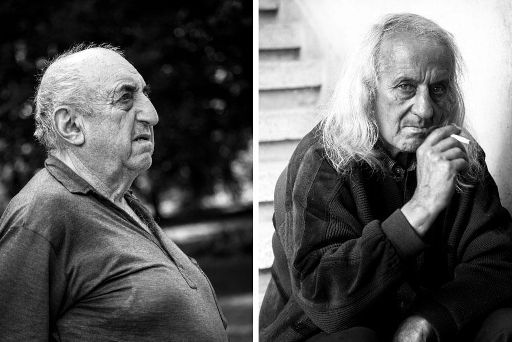 Faces, Bulgaria