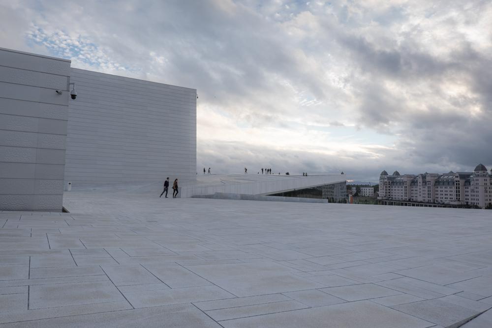 Opera House, Olso, Norway