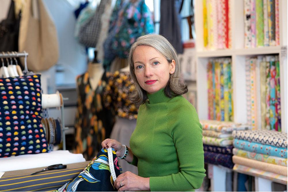 Emma Garry. Yorkshire Post Magazine