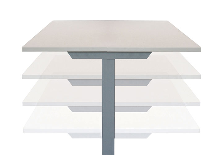 TOIPG.PROMO.00001: Indicative Product Image: Electronically Height Adjustable Desk