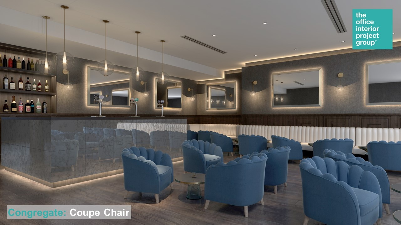 The Office Interior Project Group® Ad - Congregate - Coupe Chair.jpg