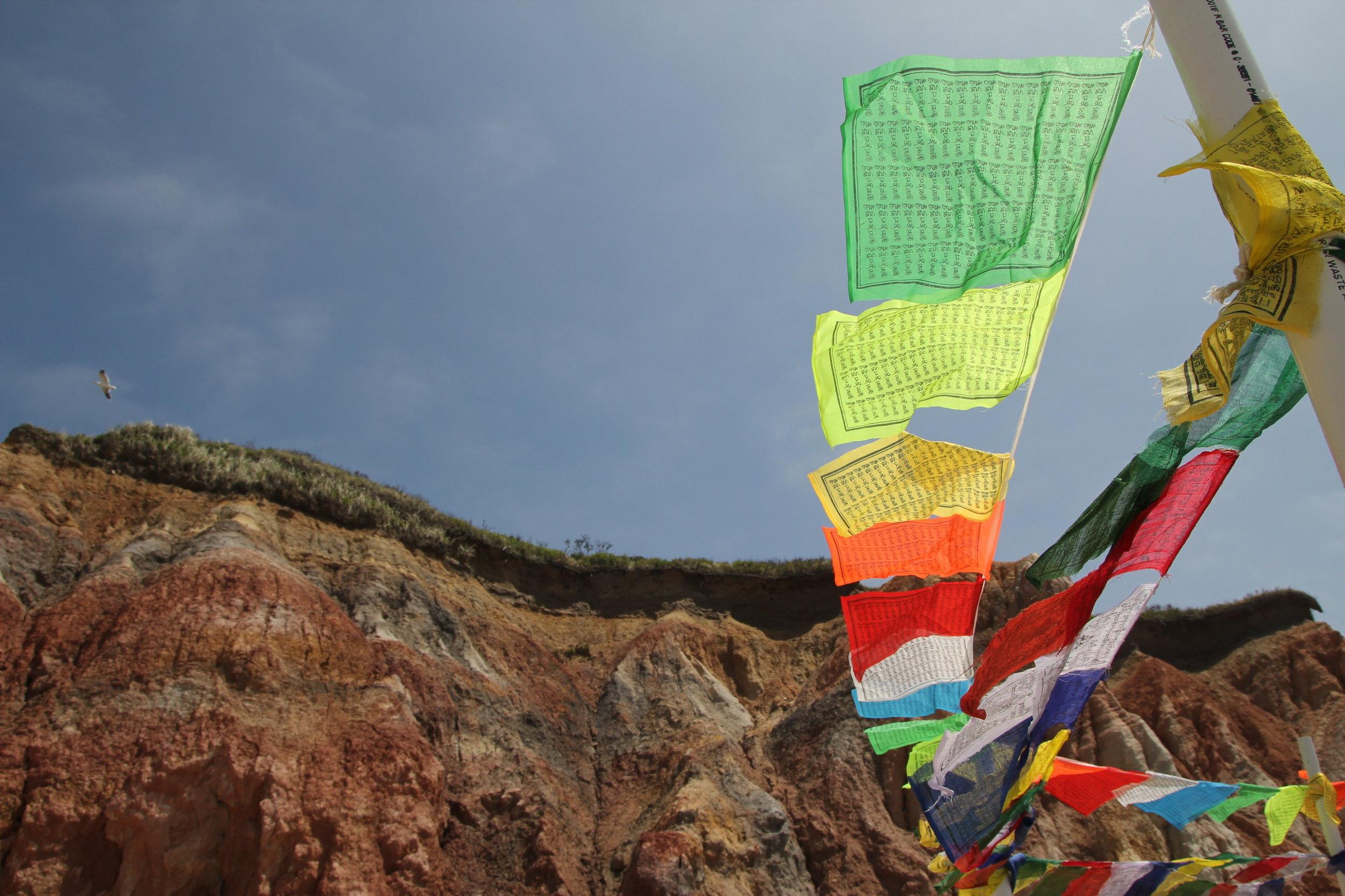 photo credit: Derrill Bazzy Sacred Cliffs Aerial Prayers